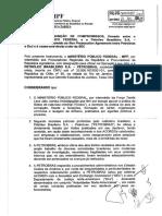 Acordo Petrobras MPF 3