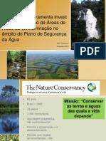 Invest Plano Seguranca Agua 13-12-2012