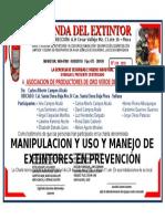CERTIFICADO EN MANIPULACION Y USO Y MANEJO DE EXTINTORES.doc