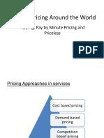 Service Marketing Presentation
