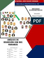 ME-REGRESION CON DOS VARIABLES-PIAGGIO-ESCO-GRUPO 4.docx
