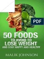 50 Foods to avoid to Lose weigh - Malik Johnson.pdf