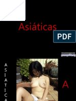 Mujeres Asiaticas