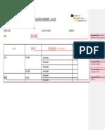 Planificación Unidad 2019 - Formato Con Metas