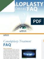 Canaloplasty Surgery Faq