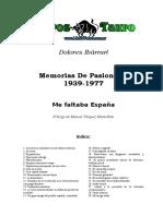 Ibarruri, Dolores - Memorias De Pasionaria 1939_1977.doc