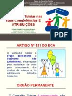 Conselho Tutelar - Competencias e Atribuicoes -ER Curitiba