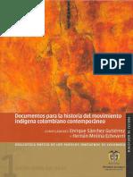 Documentos Historia Movimiento Indigena Contemporaneo