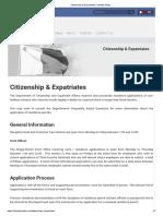 Citizenship & Expatriates _ Identity Malta