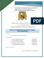 2018 - Pinturas Marinas Antifouling