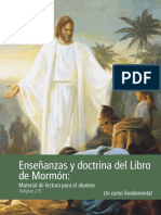 Teachings and Doctrine of the Book of Mormon Student Readings Spa