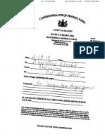 Harrisburg Civil Complaint against James Ellison
