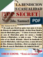 El Secreto de La Bendicion 2 Arca de Dios