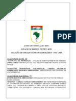 Edital Exercito Oficial Tecnico Temporiario 2019