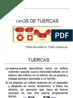 TIPOS DE TUERCAS