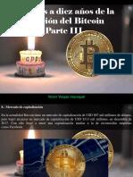 Víctor Vargas Irausquín - 10 Datos a Diez Años de La Creación Del Bitcoin, Parte III