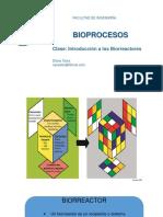 Clase Biorreactores