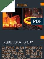 Diapositivas de Forja y Extrusion Oriana