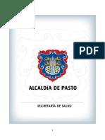 Indicadores Básicos de Salud Pasto 2012