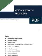 2. Ppt Evaluación Social de Proyectos