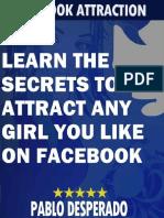 Facebook Attraction - Learn the - Desperado, Pablo.pdf