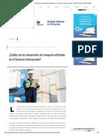 ¿Cuáles Son Los Documentos de Transporte Utilizados en El Comercio Internacional_ - DIARIO DEL EXPORTADOR