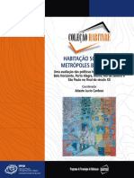 HABITAÇÃO SOCIAL NAS METROPOLES BRASILEIRAS.pdf