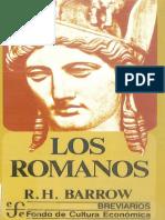 Barrow, RH -Los Romanos, Cap v Al IX