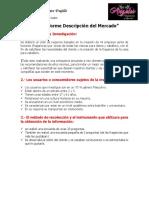 Foro Tematico Informe Descripcion Del Mercado