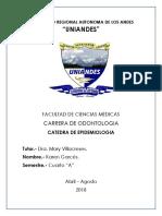migroorganismos epidemiologia
