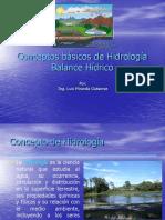 Clase Hidrologia-hidraulica 2