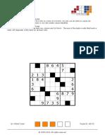 2172 Sudoku Blackout Sums WZ 3-10-04 19
