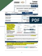 EVAluacion y Control de Poryectos Terminado