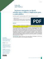 Arboviroses Emergentes No Brasil