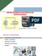 SEMANA 5 Partes componentes de una Instalación Eléctrica Interior.ppt