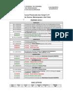 Acadêmico - 2019-1 - Campi i e IV