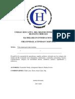 Proyecto Marisol 2018-2019