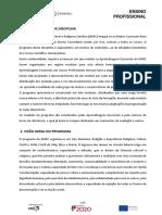 EMRC Mondim - Elenco Modular e Planificações 2018-2021
