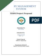 project perposal