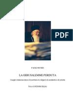 Microsoft Word - Paolo Rumiz La Gerusale - Paolo Rumiz