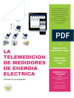La Telemedicion de Medidores de Energia Electrica