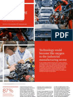 Industrial Manufacturing Trends Report 2019