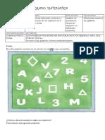 Actividades de matematicas para 1° y 2°