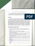 Lista de exercícios PCP
