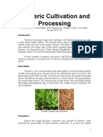 Hort. 305 Turmeric Cultivation and Processing-6