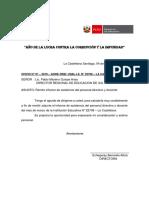 Modelos de Oficios I.E. primaria