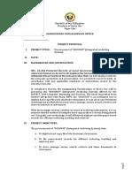 Project Proposal DOCUKIT