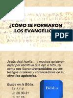 La formación de los evangelios