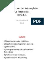 4.Fisiócratas