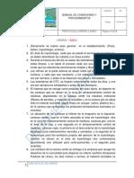 Protocolo aseo diario Dorguería Jaipera